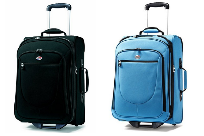 American Tourister Luggage Splash 21
