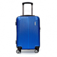 English Laundry Carry On ABS Trolley Case - Blue