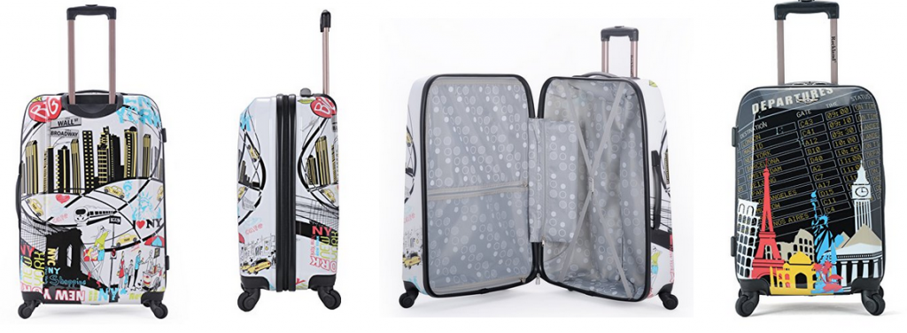 Rockland Luggage 20 Inch Polycarbonate Carry On Review