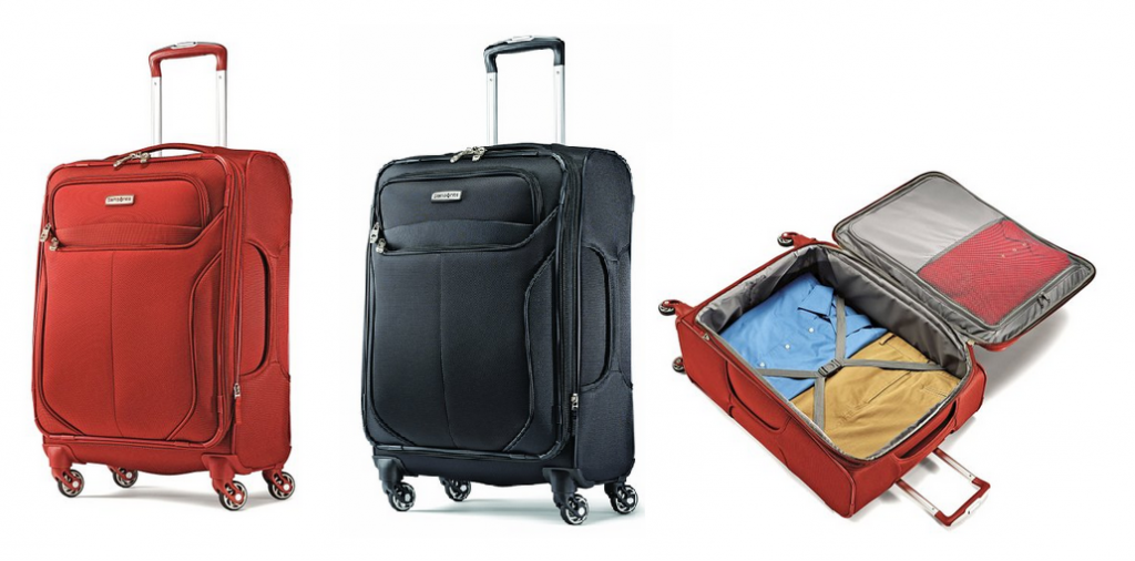 Samsonite Liftwo Spinner Luggage (21 inch) Review
