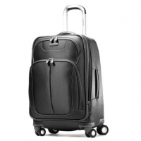 Samsonite Luggage Hyperspace Spinner 21.5 Expandable Suitcase - Grey