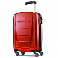 Samsonite Luggage Winfield 2 Fashion HS Spinner 20 - orange red