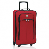 Travelers Club Euro Value Collection 20-inch Carry-On Upright Luggage