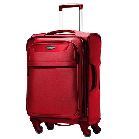 Samsonite Lift Spinner 21 inch Expandable Wheeled Luggage Review