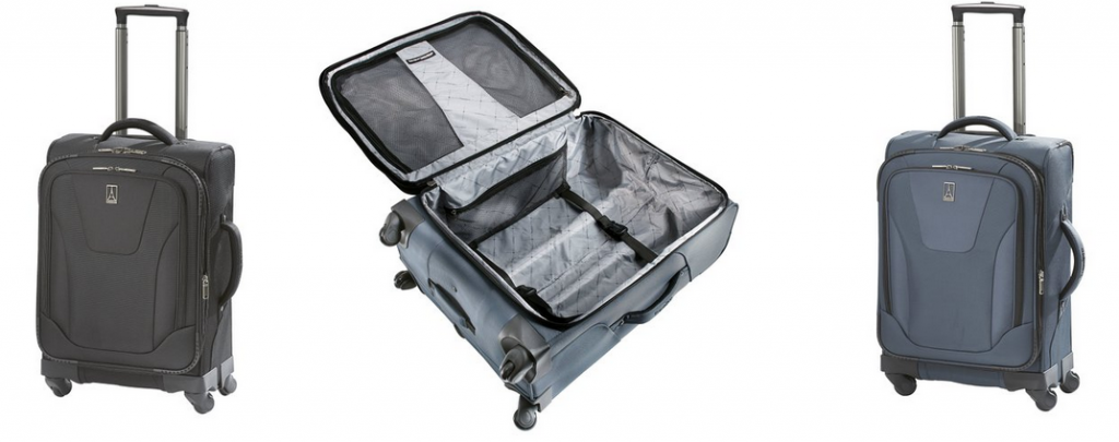travelpro luggage maxlite 2 20 expandable spinner